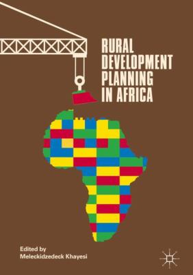 book cover: Rural development planning in Africa