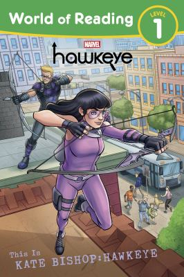 WORLD OF READING : this is kate bishop.