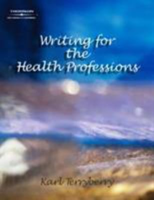 Cover art of Writing for the Health Professions