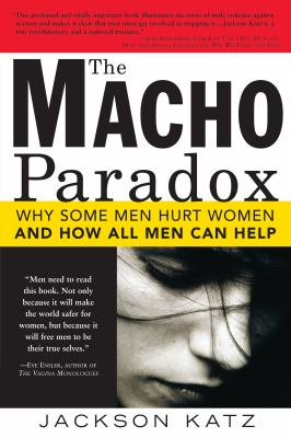 Macho Paradox book cover
