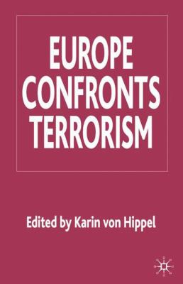 Cover art for Europe Confronts Terrorism
