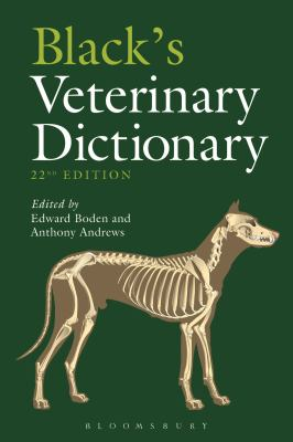 Black's Veterinary Dictionary