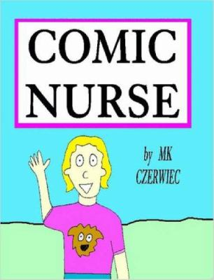 Cover Image for Comic Nurse