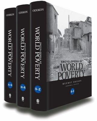 cover of Encyclopedia of World Poverty