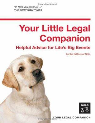 Your little legal companion.