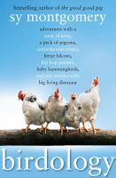 Book cover for birdology