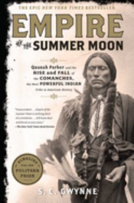 Book cover of Empire of the Summer Moon