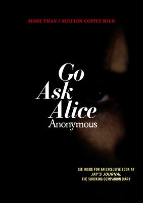 Book cover for Go ask Alice.