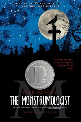 The Monstrumologist by Richard Yancey