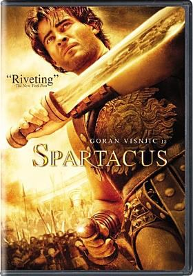 Cover for Spartacus