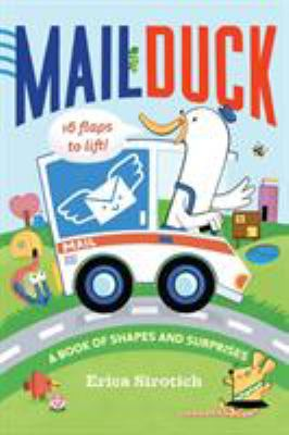 Mail Duck : , A Book of Shapes and Surprises
