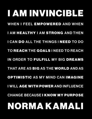 Norma Kamali : I am invincible