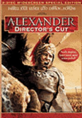 Cover for Alexander