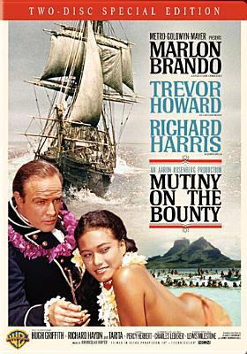 Cover for Mutiny on the Bounty