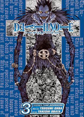 Death note. Volume 3, Hard run