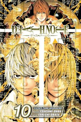 Death note. Volume 10, Deletion