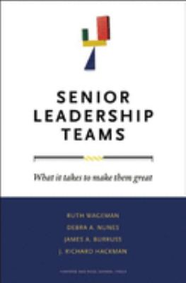 Senior Leadership Teams
