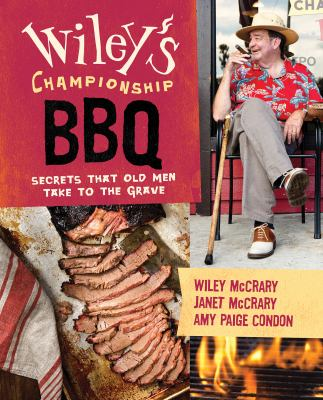 book cover image for Wiley's Championship BBQ