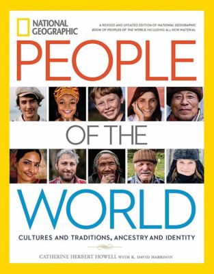 People of the World: Cultures and Traditions, Ancestry and Identity book cover