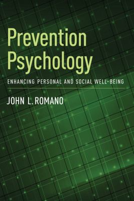 Prevention Psychology