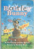Book cover for Battle Bunny