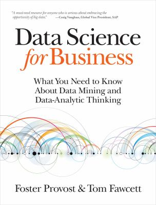 [cover art] Data Science for Business