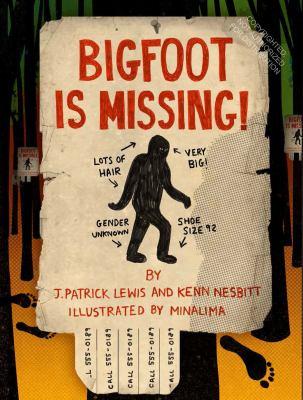 Bigfoot is Missing