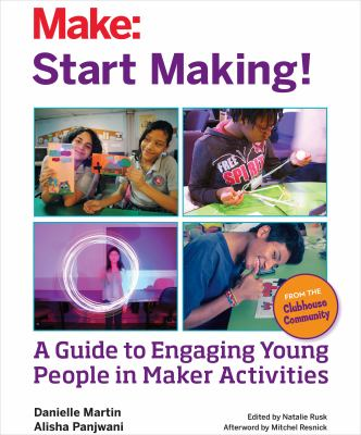 Start Making! cover