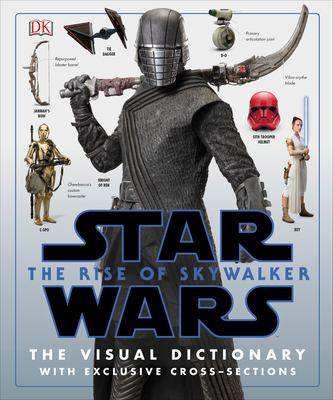 The rise of Skywalker : , the visual dictionary