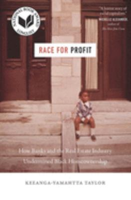 Race for Profit book jacket