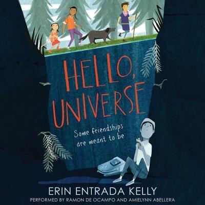 Hello, universe / by Kelly, Erin Entrada,