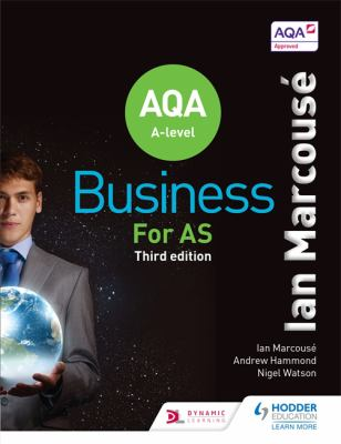 AQA A level business for AS Cover
