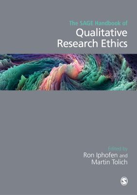 Cover of The SAGE Handbook of Qualitative Research Ethics