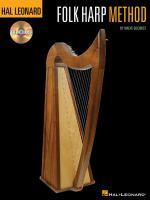 Folk Harp Method by Maeve Gilchrist