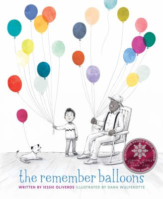 The Remember Balloons ​By Jessie Olivera