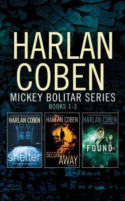 Harlan Coben Mickey Bolitar Series