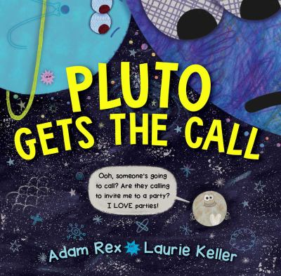 [ Pluto Gets the Call ]