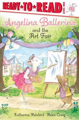 Angelina ballerina and the art fair