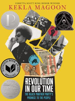 Revolution in our time : by Magoon, Kekla,