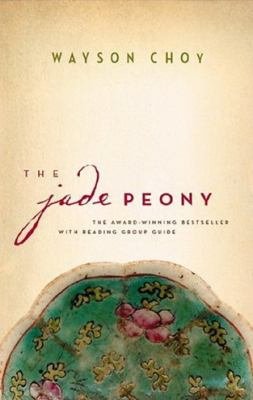 Cover image for The Jade Peony