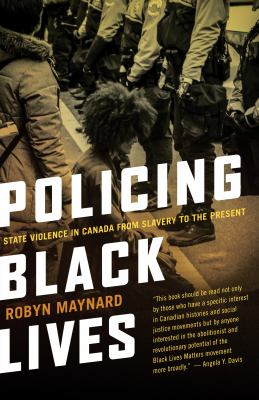 Policing Black Lives Maynard cover art