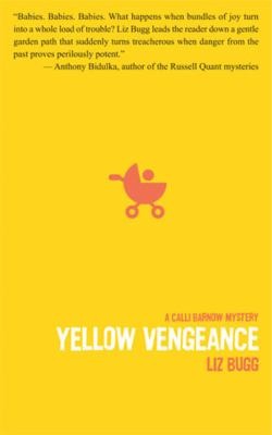 Book cover image of Yellow Vengeance