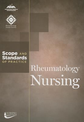 Rheumatology Nursing Scope and Standards