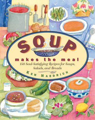 Soup makes the meal