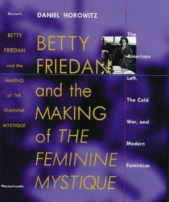 Horowitz Betty Friedan cover art