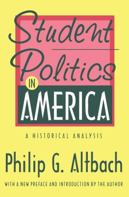 Altbach Student Politics cover art