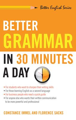 Better Grammar in 30 Minutes a Day - Opens in a new window