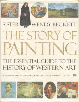 Sister Wendy's Story of Painting Cover Art