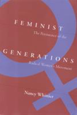 Whittier Feminist Generations cover art