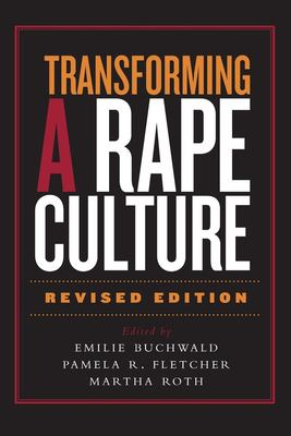 Transforming a Rape Culture book jacket